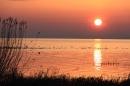 Balatongyörök_naplemente